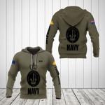 Customize Royal Australian Navy Hoodies