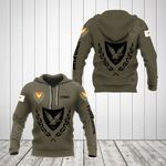 Customize Cyprus Coat Of Arms Hoodies