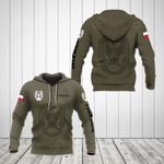 Customize Polish Air Force Hoodies