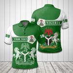 Customize Nigeria 1999 All Over Print Polo Shirt