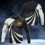 Customize Myanmar Coat Of Arms Giant Print 3D All Over Print Hoodies