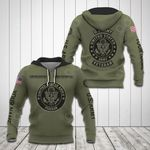Customize Army Veteran Hoodies