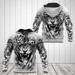 Tiger Tattoo 3D All Over Print Shirts