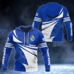 Customize Uruguay Flag Color New Style 3D Print All Over Print Hoodies