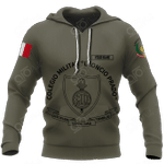 Custom Peruvian Army Hoodies