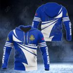 Customize Cambodia Flag Color New Style 3D Print All Over Print Hoodies