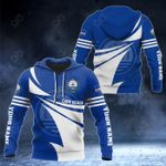 Customize Cape Verde Flag Color New Style 3D Print All Over Print Hoodies