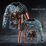 Customize Some Gave All, All Gave Some I'm A Proud U.S Navy All Over Print Shirts
