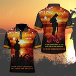 Customize Better To Fight For Something Than Live For Nothing All Over Print Polo Shirt