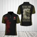 Remember Day Veteran Poppy All Over Print Shirts