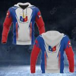 Philippines Coat Of Arms - Flag 3D All Over Print Hoodies