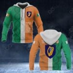 Ireland DNA - New Version All Over Print Hoodies