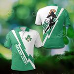 Ireland Rugby Lighting All Over Print Polo Shirt