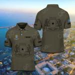 Customize Somalia Coat Of Arms Polo Shirt