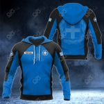 Customize Greece Coat Of Arms Show Your Proud All Over Print Hoodies