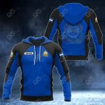 Customize Honduras Coat Of Arms Show Your Proud All Over Print Hoodies