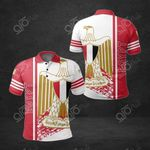 Egypt 3D All Over Print Polo Shirt