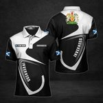 Customize Inverness All Over Print Polo Shirt