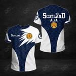 Scotland 1991 All Over Print T-shirt