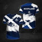Scotland Alba Flag All Over Print T-shirt
