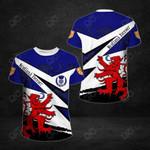 Scotland Forever All Over Print T-shirt
