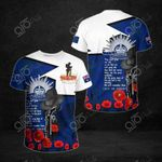 Australia Anzac Lest We Forget All Over Print T-shirt