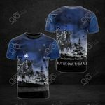 Royal Navy Soldiers All Over Print T-shirt