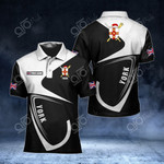 Customize Seal Of York All Over Print Polo Shirt