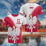 Polish Pride All Over Print T-shirt