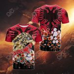 Albania Independence Day All Over Print T-shirt