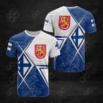 Finland Legend All Over Print T-shirt