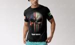 Customize Mexico - United States T-shirt