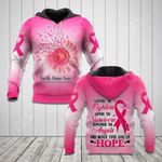 Breast Cancer 3D All Over Print Hoodies