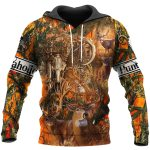 Hunting Camo 3D All Over Print Shirts