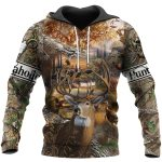 Camo Hunting 3D All All Over Print Shirts