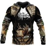 Elk Hunting 3D All All Over Print Shirts
