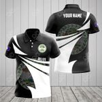 Customize Belize Coat Of Arms New Style 3D Print All Over Print Polo Shirt
