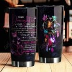 My Daughter Stainless Steel Tumbler Cup