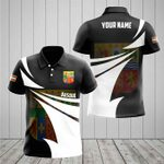 Customize Basque Coat Of Arms New Style 3D Print All Over Print Polo Shirt