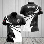 Customize Sudan Coat Of Arms New Style 3D Print All Over Print Polo Shirt