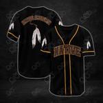 Native American Pattern All Over Print Baseball Jersey Shirt