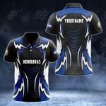 Custom Name Honduras New Style All Over Print Polo Shirt