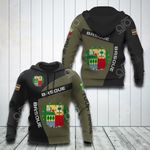 Custom Name Basque Coat Of Arms Sport Style All Over Print Hoodies