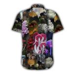 Ligerking™ Mushroom Short Sleeve Shirt 3912