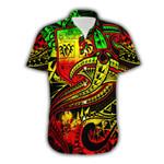 Ligerking™ Fiji Short Sleeve Shirt HD02135
