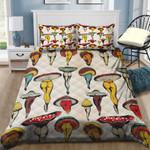Ligerking™ Mushroom Body Quilt bedding set HD03405