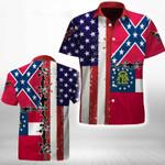 Ligerking™ Florida Shirt Short Sleeve HD03544