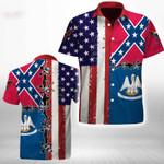 Ligerking™ Louisiana Shirt Short Sleeve HD03545