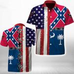 Ligerking™ South Carolina Shirt Short Sleeve HD03549