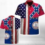 Ligerking™ Virginia Shirt Short Sleeve HD03552